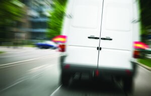 Van Insurance for Business use