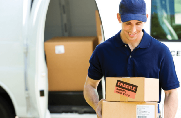 Just in Time for Christmas: The Pressure is on for Couriers