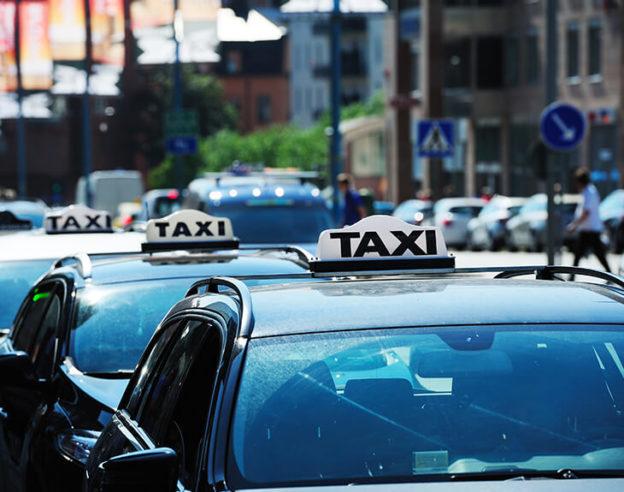 small taxi fleet