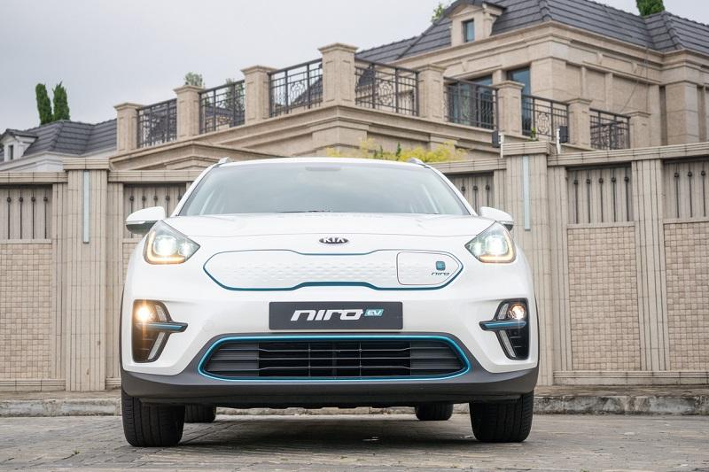 Kia Niro EV electric car